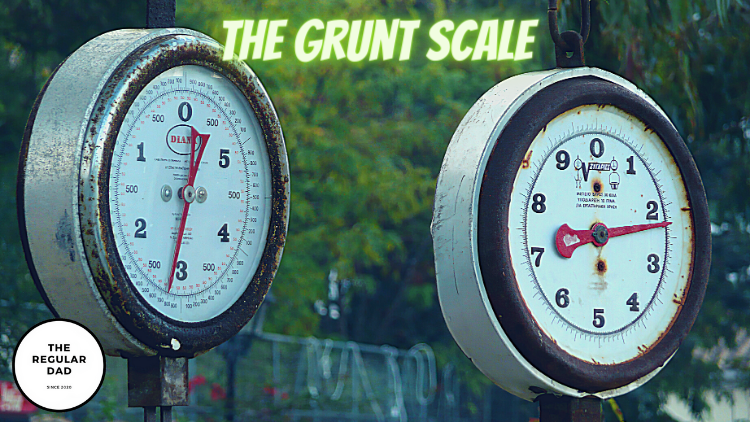 The Grunt Scale